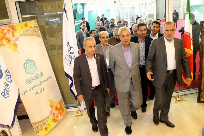 حضور موفق تکتام نوین در نمایشگاه تخصصی توانمندی های تعاونی های کشور